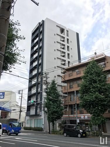 シーネクス品川荏原 - マンション外観