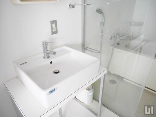1R 40.04㎡タイプ - 洗面台