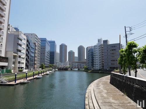 高橋(亀島川)