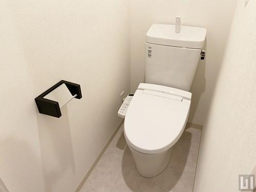 リノベーション1R 32.00㎡(2階) - トイレ