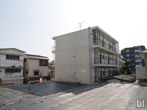 高輪台第11スカイビル - マンション外観