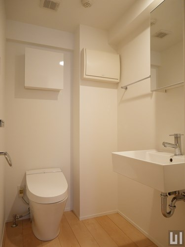 Aタイプ - 洗面室