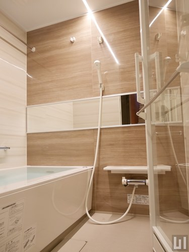 1LDK 55.38㎡タイプ - バスルーム