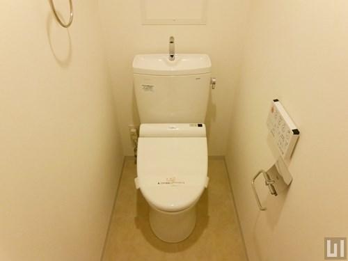 1K 28.33㎡タイプ - トイレ