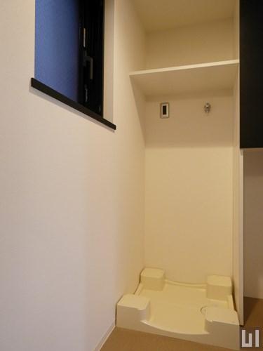1R 30.47㎡タイプ - 洗濯機置き場