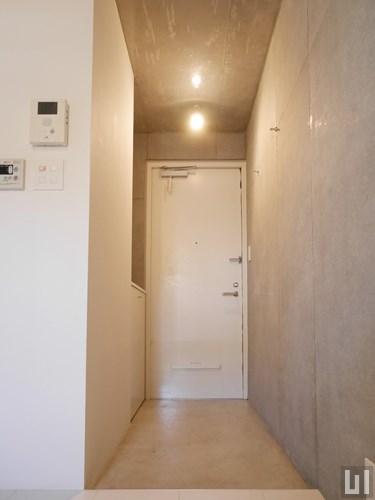 1R 25.43㎡タイプ - 玄関