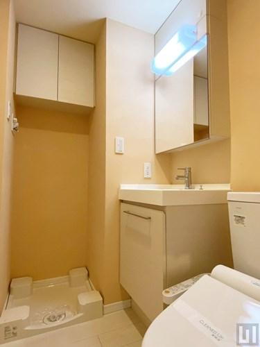 1R 40.44㎡タイプ(1階-2階)- 洗面室