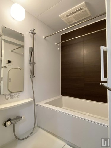 1R 40.44㎡タイプ(4階-5階)- バスルーム