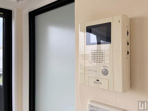 1R 40.44㎡タイプ(4階-5階)- インターホン