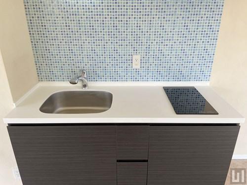 1R 40.44㎡タイプ(4階-5階)- キッチン