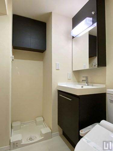 1R 40.44㎡タイプ(4階-5階)- 洗面室