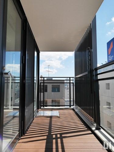 Gタイプ - 玄関・テラス