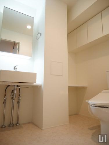 Eタイプ 1R 26.77㎡ - 洗面台・トイレ