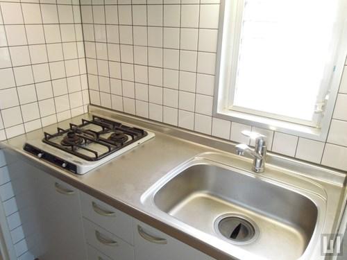 1R 30.89㎡タイプ - キッチン