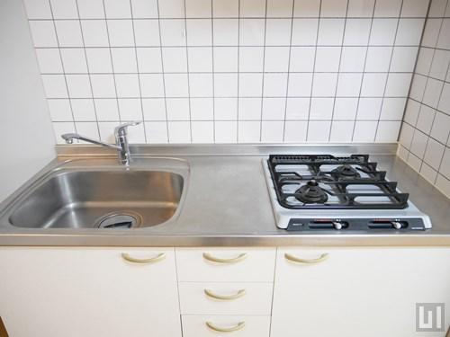1LDK 40.62㎡タイプ - キッチン