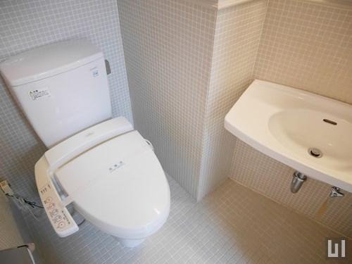 1LDK 40.62㎡タイプ - 洗面台・トイレ