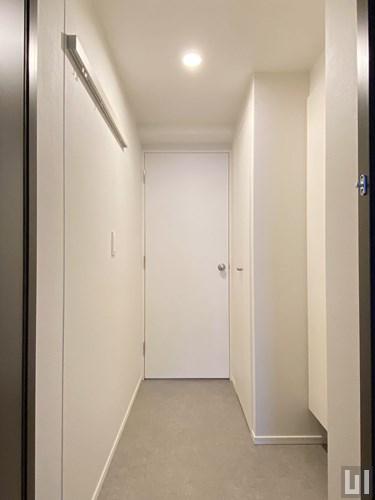 I棟1R 29.83㎡タイプ - 玄関