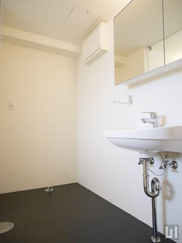 603号室 - 洗面室