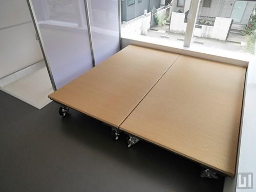 1LDK 43.12㎡タイプ - 可動式畳ベッド