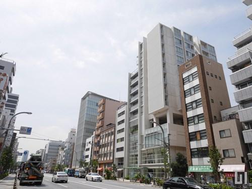 東京松屋UNITY - マンション外観