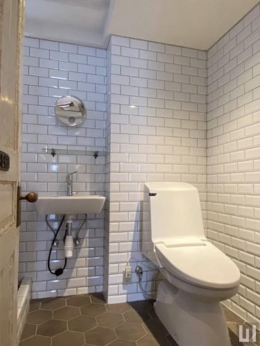 1R 39.96㎡タイプ - 洗面室