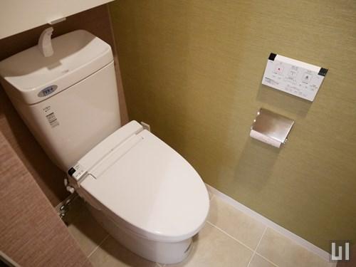 2LDK 72.32㎡タイプ - トイレ