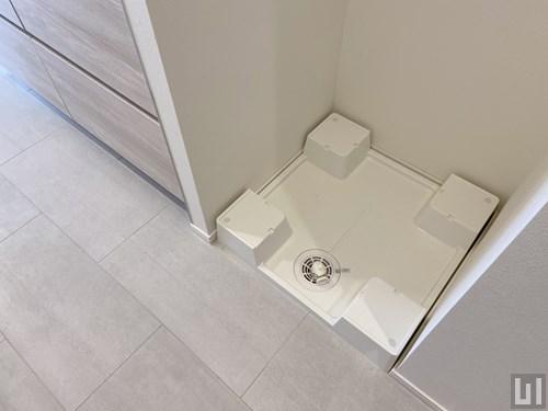 Dタイプ(MEDIUM) - 室内洗濯機置き場