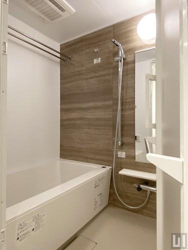 Dタイプ(DARK) - バスルーム