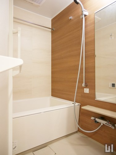 25Hタイプ - バスルーム