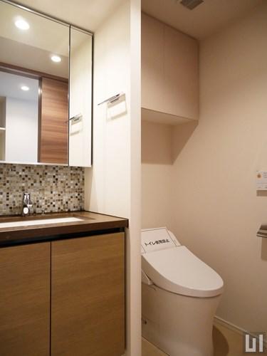 25Hタイプ - 洗面室