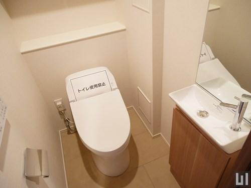 25Iタイプ - トイレ