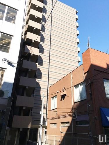 ザ・パークハビオ上野レジデンス - マンション外観