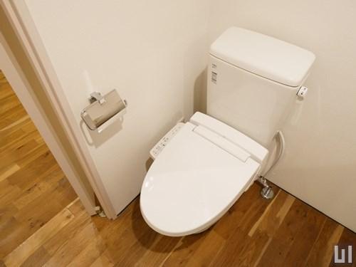 1R 37.95㎡タイプ - トイレ
