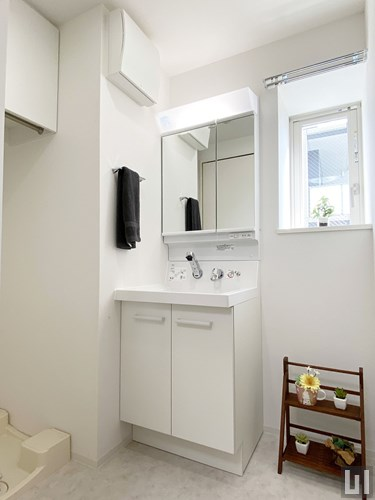 Cタイプ - 洗面室