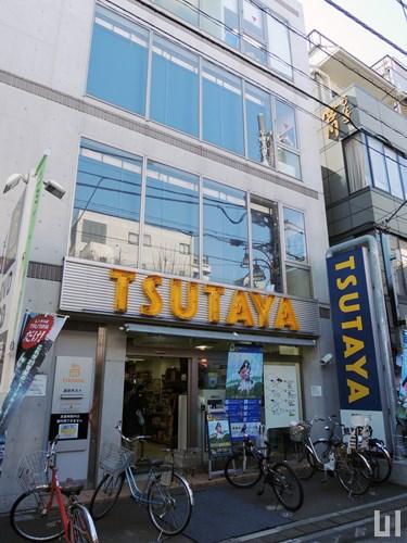 TSUTAYA 学芸大学店