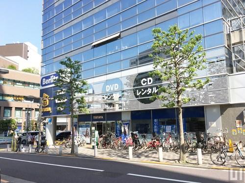 TSUTAYA 中目黒店