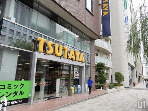 TSUTAYA 西五反田店