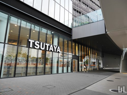 TSUTAYA 大崎駅前店