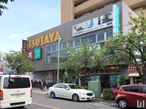 TSUTAYA 桜新町店