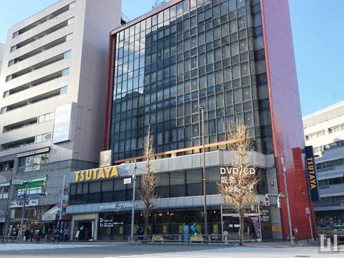 TSUTAYA 田町駅前店