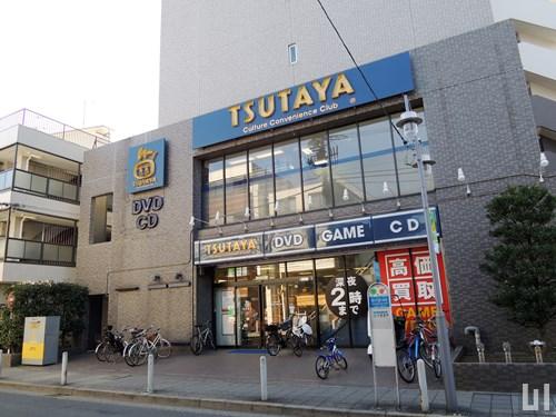 TSUTAYA 等々力店