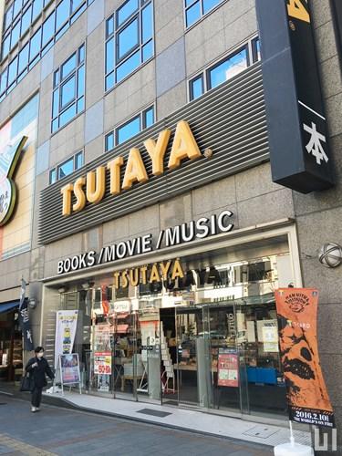 TSUTAYA 上野店