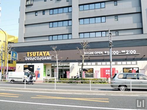 TSUTAYA 雪谷大塚店