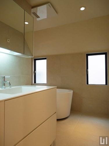 1LDK 37.14㎡タイプ - 洗面室・バスルーム