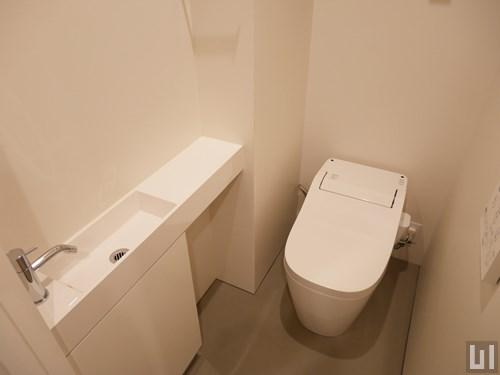 1LDK 37.14㎡タイプ - トイレ