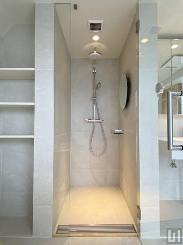1K 34.41㎡タイプ - バスルーム・シャワーブース