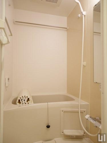 1K 25.34㎡タイプ - バスルーム