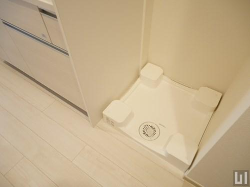 Cタイプ - 洗濯機置き場