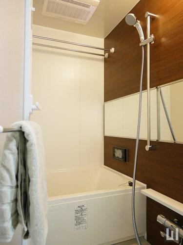 Dタイプ・モデルルーム - バスルーム