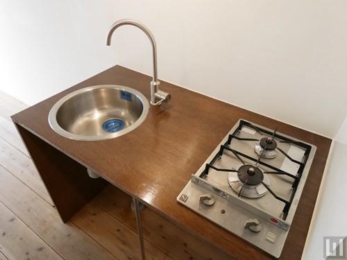 リノベーション1R 27.36㎡タイプ - キッチン